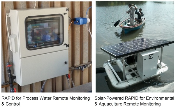 RAPID Smart Water System